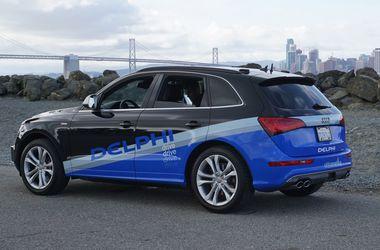 """""""Беспилотник"""" Audi SQ5 проехал от Сан-Франциско до Нью-Йорка"""