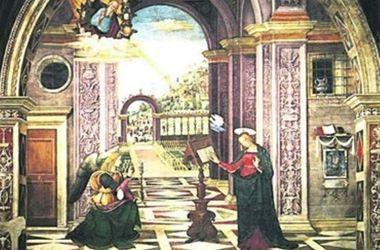 Православные отмечают Благовещение Богородицы
