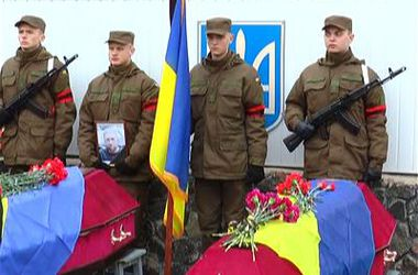 В Харьковской области простились с погибшими под Счастьем бойцами 92-й бригады