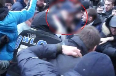 В Харькове задержали участника кровавой драки под ОГА