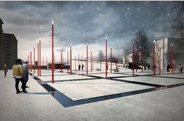 Самые необычные проекты Музея Свободы: здание предлагают сделать прозрачным, взрывным и подземным