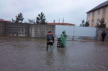 Одесскую область затопило