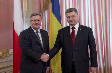 Польша даст Украине кредит в 100 миллионов евро на реформы и обустройство границы