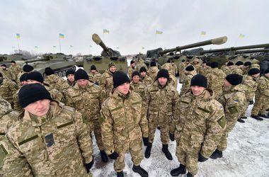 Рада приняла за основу законопроект о вещевом обеспечении военнослужащих.