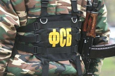 ФСБ проводит учения на границе аннексированного Крыма