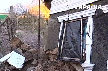 В Херсонской области села ушли под воду после затяжного ливня