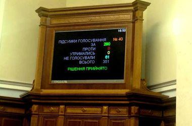 Итоги дня, 9 апреля: признание ОУН-УПА воюющей стороной в ВОВ, голосование за режим военного положения, принятие закона о рынке газа и многое другое