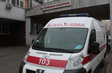 В Киеве трехлетний ребенок выпал с 8-го этажа и остался жив