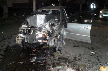 В Днепропетровске произошло смертельное ДТП