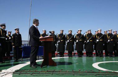 Все подробности визита Порошенко в Одессу