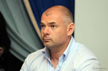 Доходы одесского губернатора упали на 50 миллионов