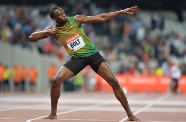 Усейн Болт впервые с 2013 года одержал победу в забеге на 200 метров