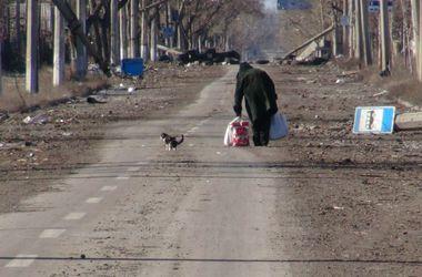 Громкая ночь в Донецке: звуки боя и артобстрел жилых домов