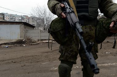 Боевики атаковали украинских пограничников