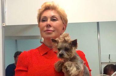 Любовь Успенская рассказала о шикарном подарке Николая Баскова