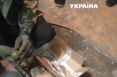 В Харькове обезвредили 11 боевиков с огромным арсеналом оружия