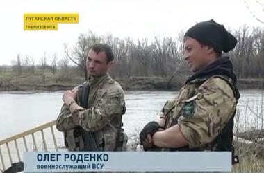 В Луганской области противник стреляет реже, но активизировал разведку