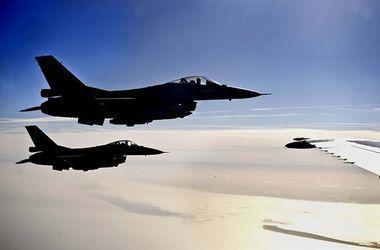 Британские истребители перехватили два российских бомбардировщика