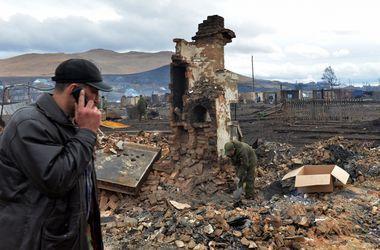 Ущерб от масштабных пожаров в Хакасии оценили в более чем $137 млн