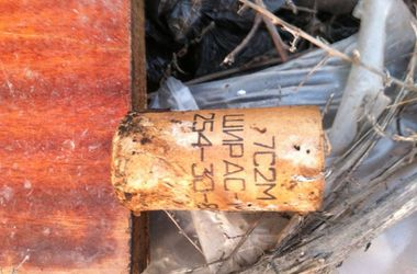 В Одессе в тайнике нашли взрывчатку