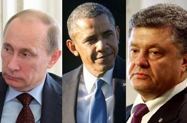 Порошенко, Обама и Путин: кто и сколько заработал в 2014 году
