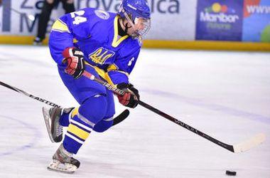 Украинские хоккеисты выиграли первый матч на ЧМ