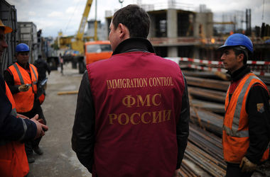 Россия отменяет льготный режим пребывания украинцев в РФ