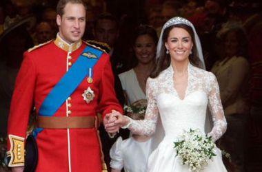 Свадьба по-королевски: как женятся богатые и знаменитые (фото)