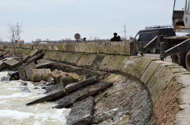 Чем опасен для Одессы прорыв дамбы Хаджибейского лимана