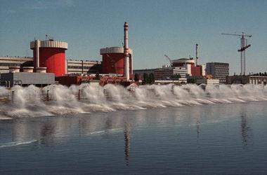 На  Южно-Украинской АЭС включился третий энергоблок