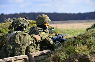 У границ Украины активизировались несколькотысячные войска НАТО
