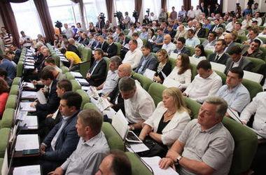 Заседание Киеврады: депутаты возьмутся за заправки и пожары