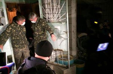 Обнародованы фото с места убийства экс-регионала Калашникова