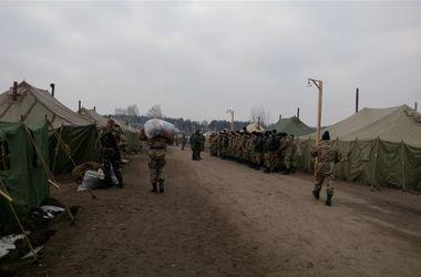 На Ровенском полигоне умер солдат