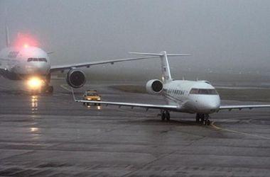 В Лас-Вегасе шторм качал самолеты и мешал приземлиться