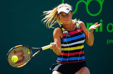 Свитолина вышла в четвертьфинал турнира в Боготе