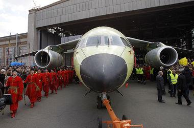 В Киеве закончили построение нового самолета