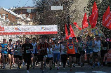 Организаторы утеряли результаты международного марафона в Харькове