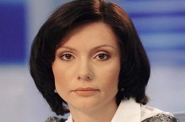 Экс-регионалка Бондаренко заявила об угрозах в свой адрес