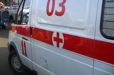 В Киевской области микроавтобус попал в аварию, пострадали 10 человек