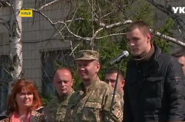 В украинскую армию снова набирают новобранцев-срочников