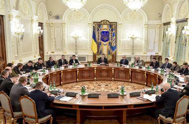 Проект Стратегии нацбезопасности Украины будет утвержден в ближайшие недели