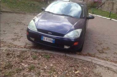 На автомобиле, из которого расстреляли Бузину, были итальянские номера