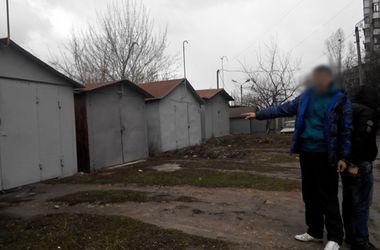 В Харькове иностранцы отобрали у бизнесмена 100 тысяч гривен