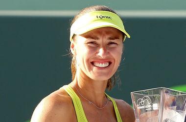 Знаменитая теннисистка Мартина Хингис сыграет одиночный матч впервые с 2007 года