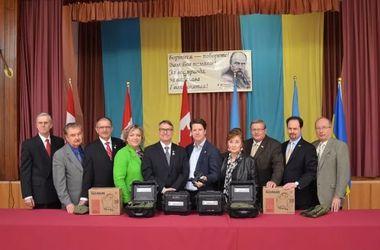 Канада передаст украине 238 приборов