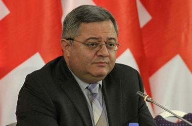 В Киев приедет председатель парламента Грузии