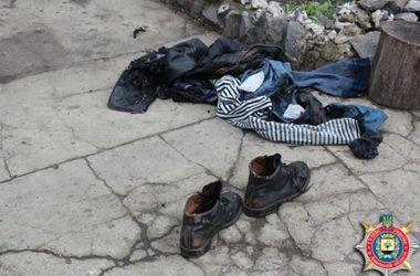 Нетрезвый житель Майдана пытался устроить самосожжение