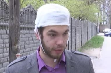 Избиение проукраинского активиста в Крыму: новые подробности