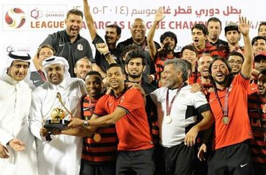 Команда Марко Девича вышла в высший дивизион чемпионата Катара